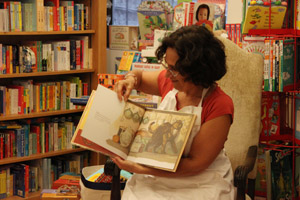 Minette's Feast Storytime at Greenlight Bookstore